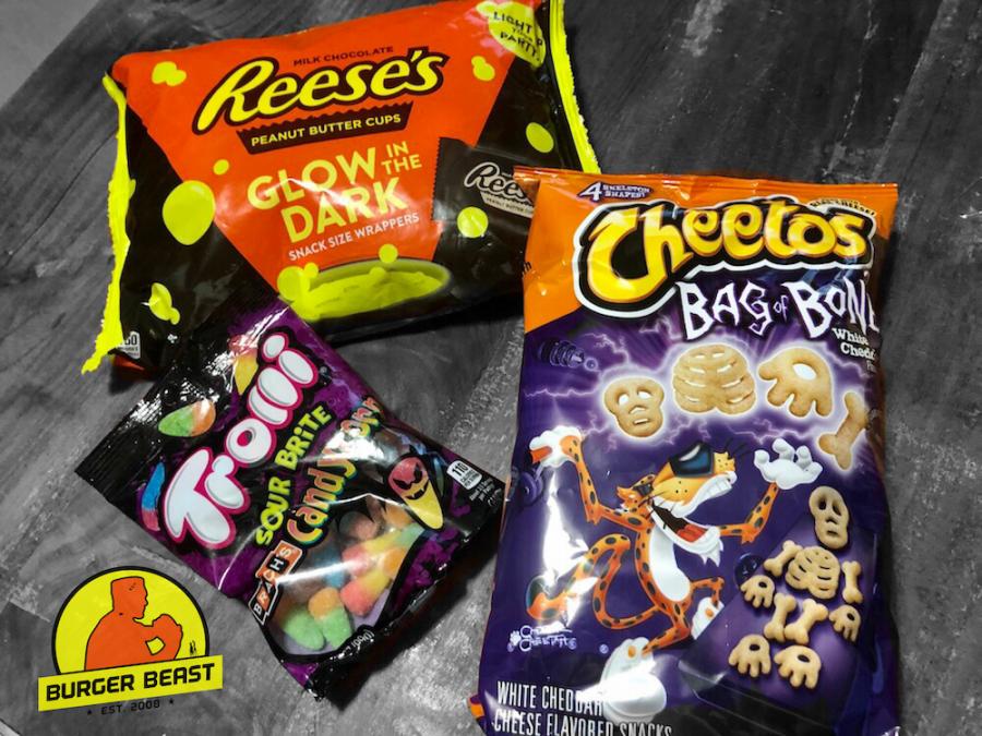 Halloween 2020 Candies & Chips
