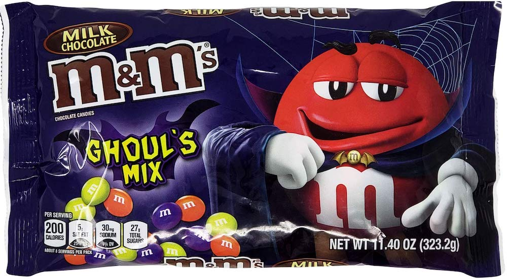 M&M's Ghouls Mix
