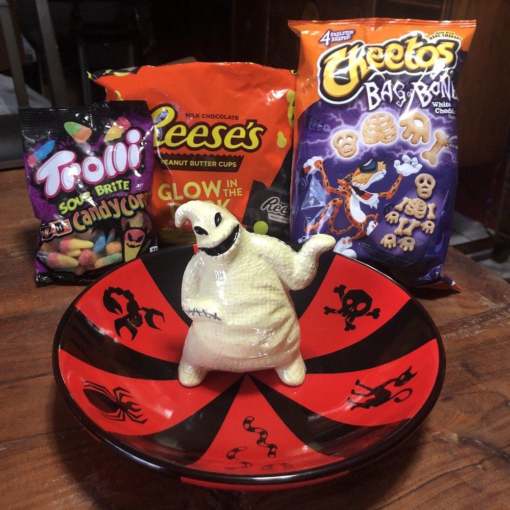 Halloween Oogie Boogie