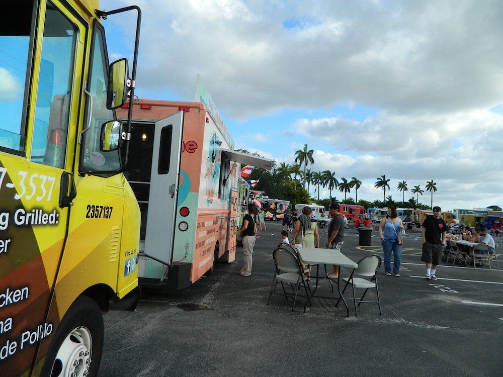 Food Trucks at Magic City Casino