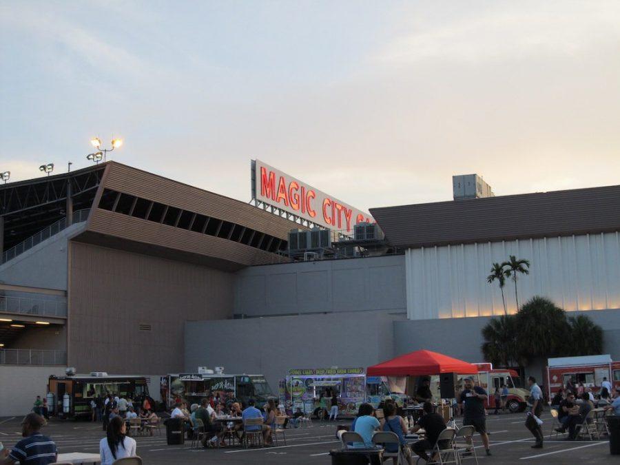 Wheelin' Dealin' Food Truck Festival at Magic City Casino