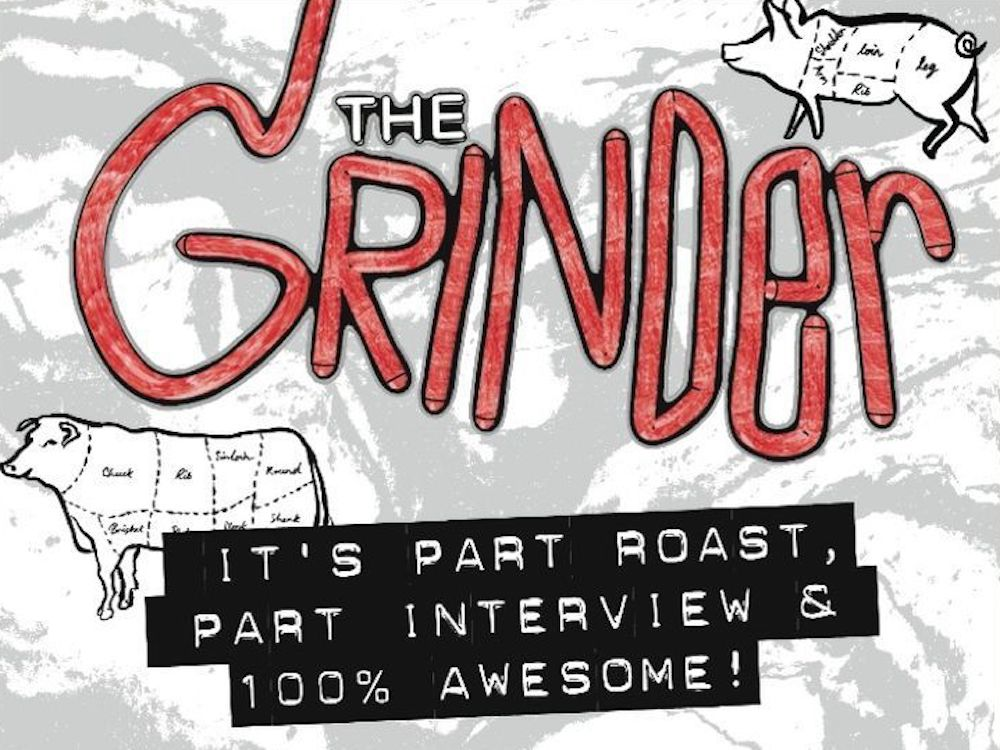 Burger Beast's The Grinder Show