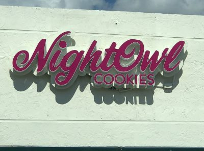Night Owl Cookies in North Miami, Westchester & Wynwood