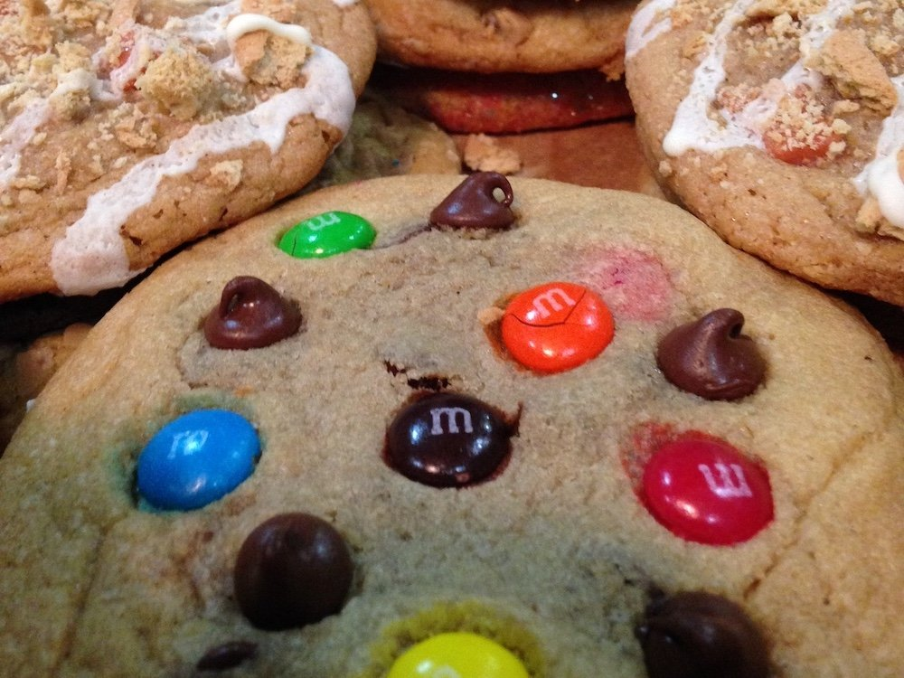 M&Ms Cookie