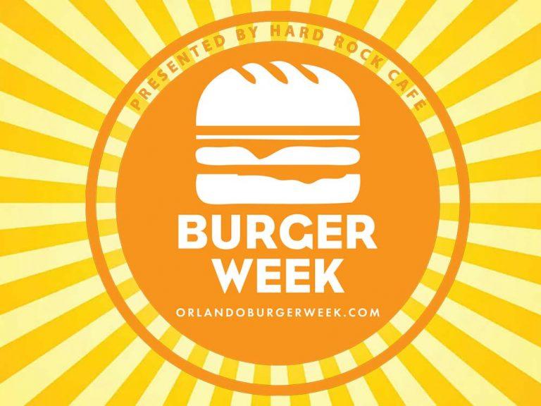 Orlando Burger Week 2020 is now 2 weeks long!