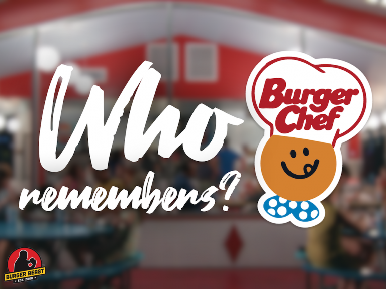Burger Chef's History Brings a Smile to My Face, What About You?