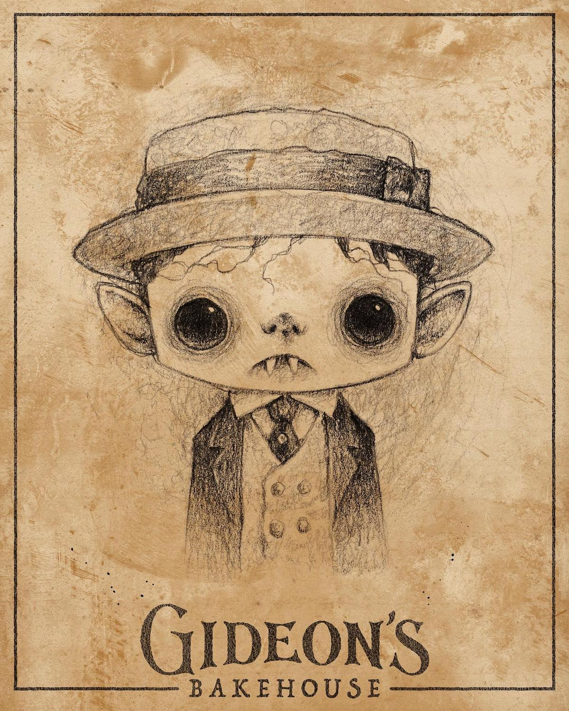 Gideon's Bakehouse Spirit by Mr. Eyes