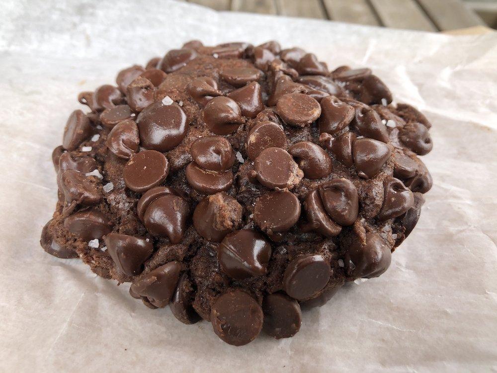 Gideon's Bakehouse Triple Chocolate Chip Cookie