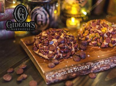 Gideon's Bakehouse Now Open at Disney Springs