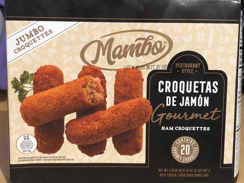 Mambo Croquetas