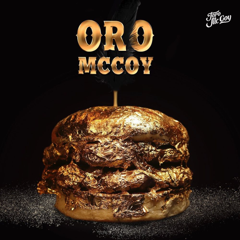 Toro McCoy's Oro McCoy Burger