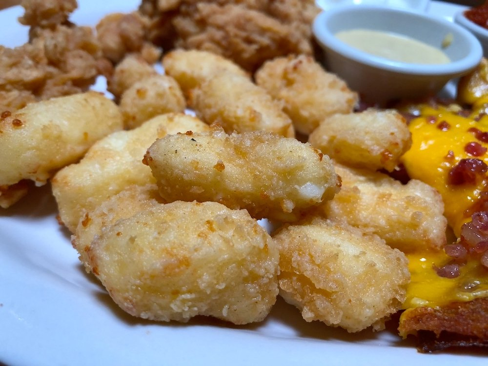 Cheddar's Wisconsin Cheese Bites