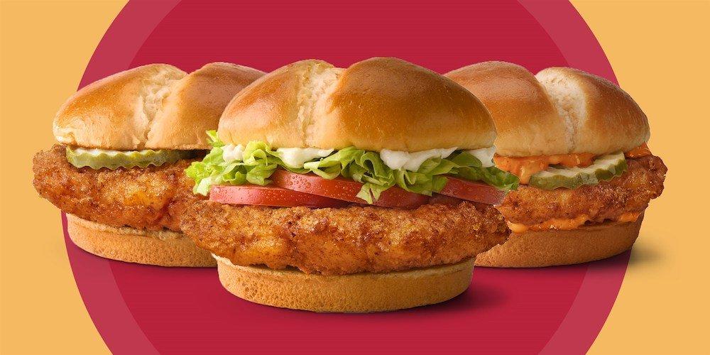 McDonald's 3 New Chicken Sandwiches