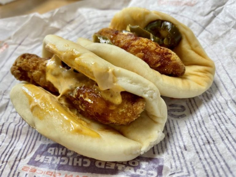 So, How was the Taco Bell Crispy Chicken Sandwich Taco?
