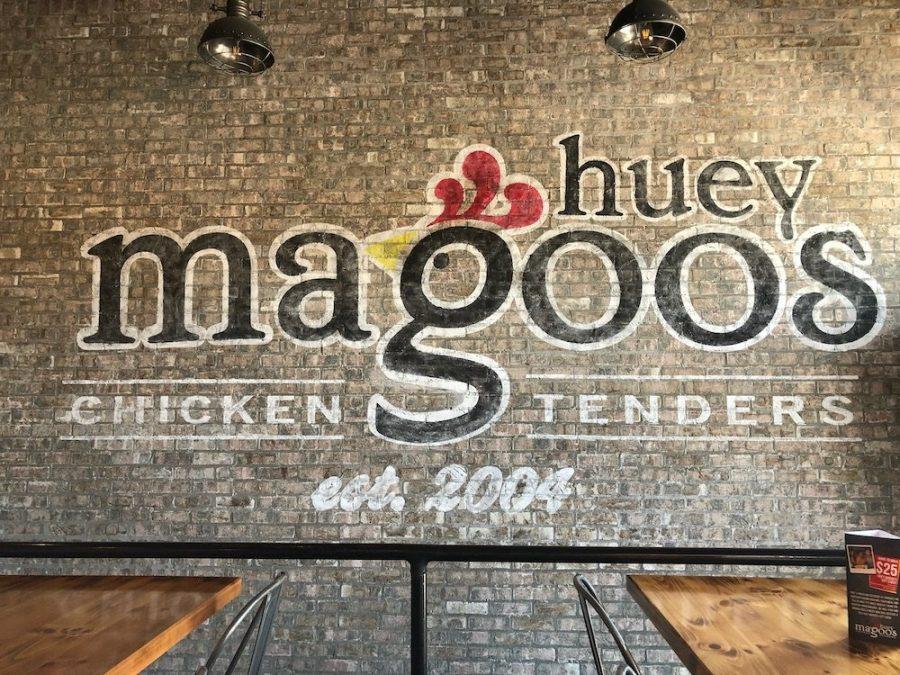 Huey Magoos Chicken Tenders Restaurant