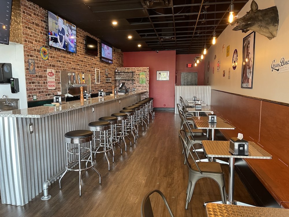 Inside the MEAT Eatery & Taproom in Boca Raton