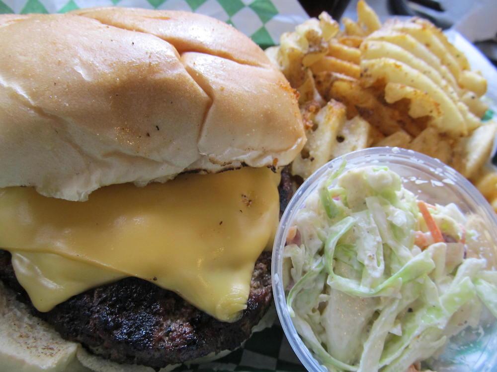 Cheeseburger Number 2