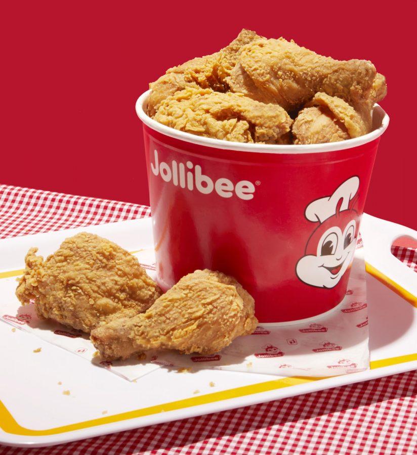 Jollibee Chickenjoy Bucket