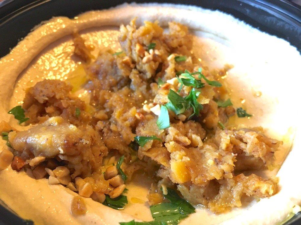 DizenGoff Hummus Tehina