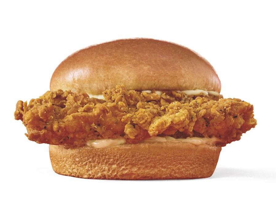 Original Jollibee Chickenwich