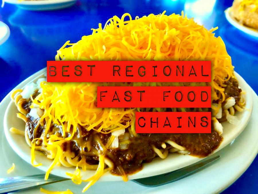 Best Regional Fast Food Chains 2021