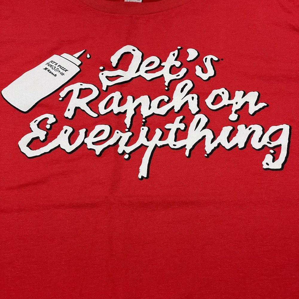 Jet's Pizza - Jet's Ranch on Everything Logo