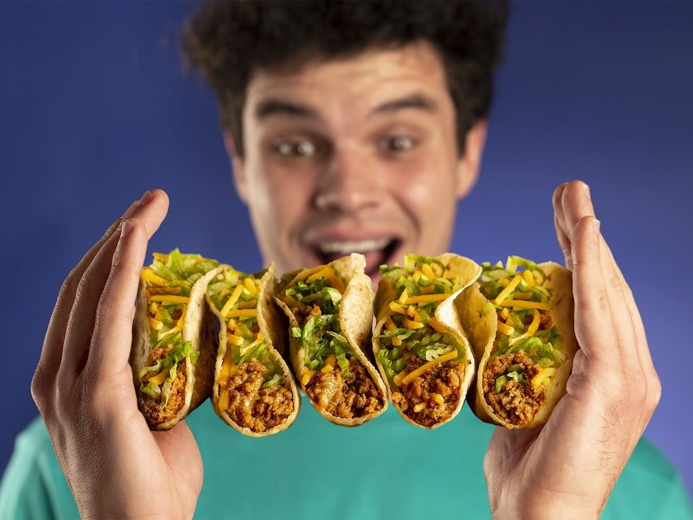 Sheetz Beef Tacos