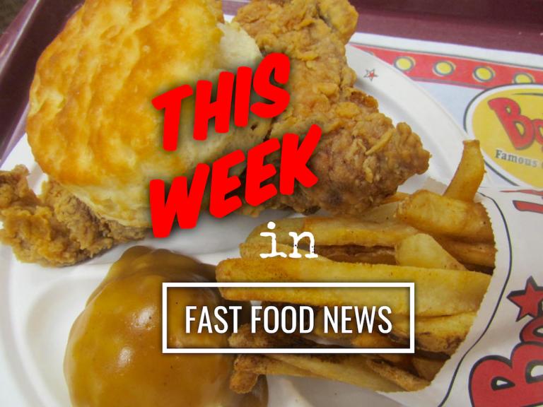 This Week in Fast Food News