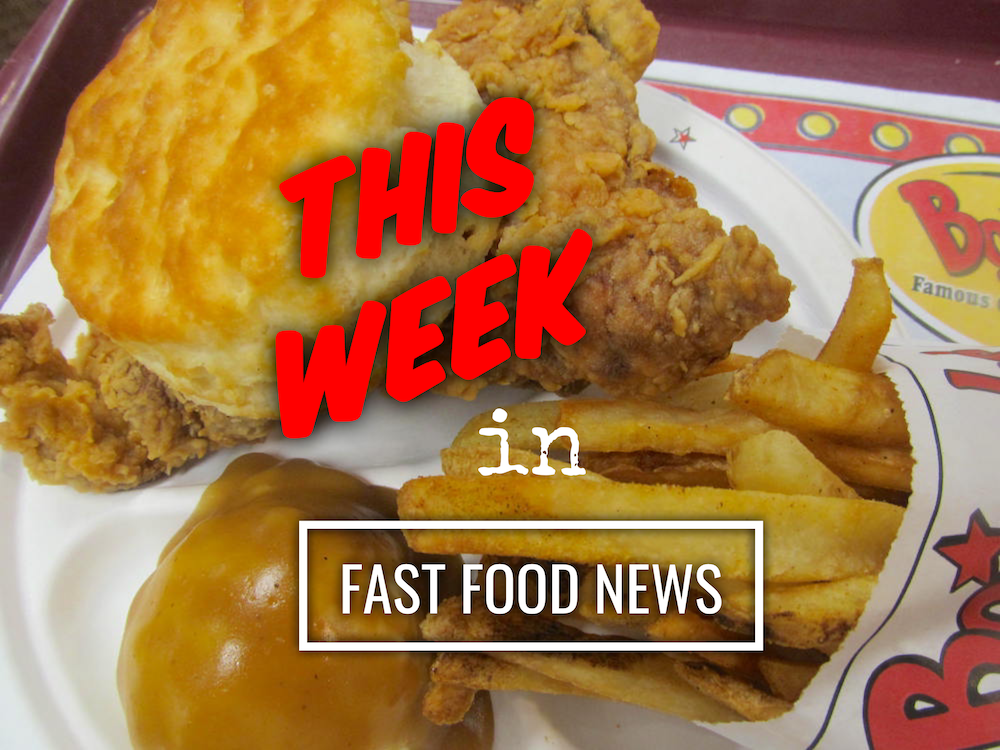 This Week in Fast Food Restaurant News