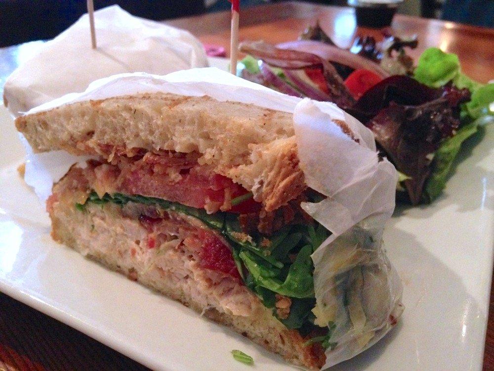 Whisk Roasted Turkey Sandwich