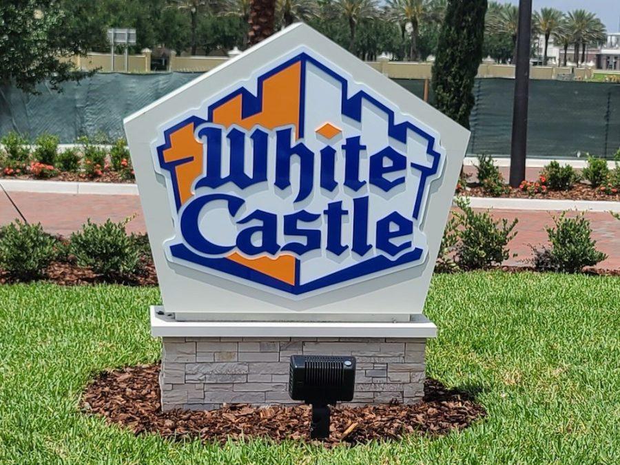 White Castle in Orlando Sign