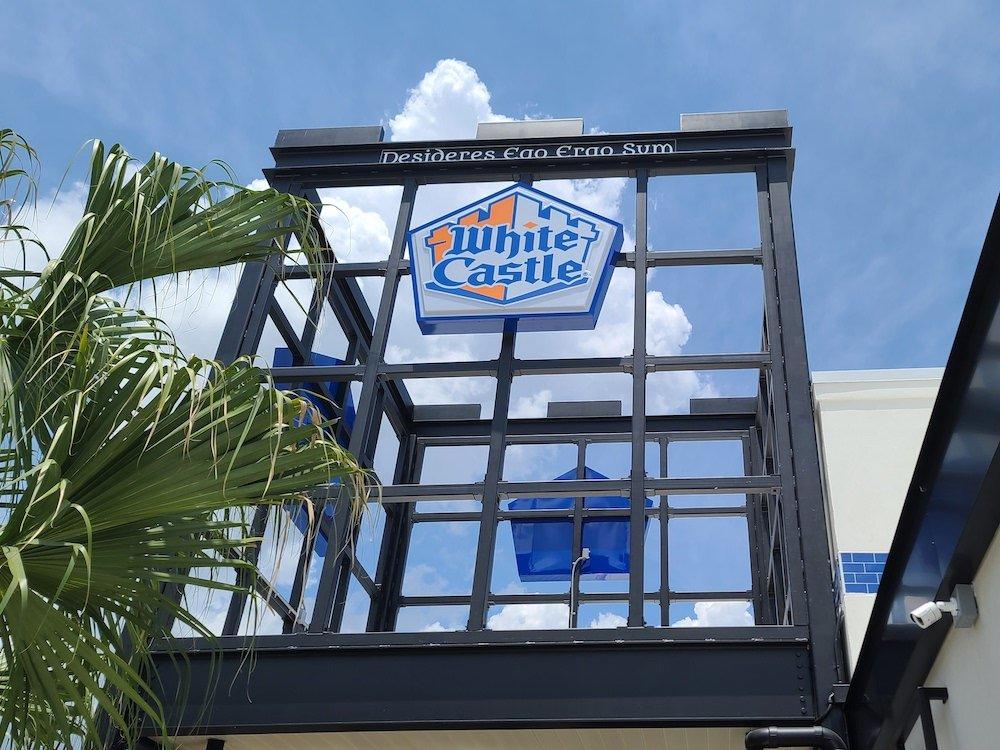 White Castle in Orlando