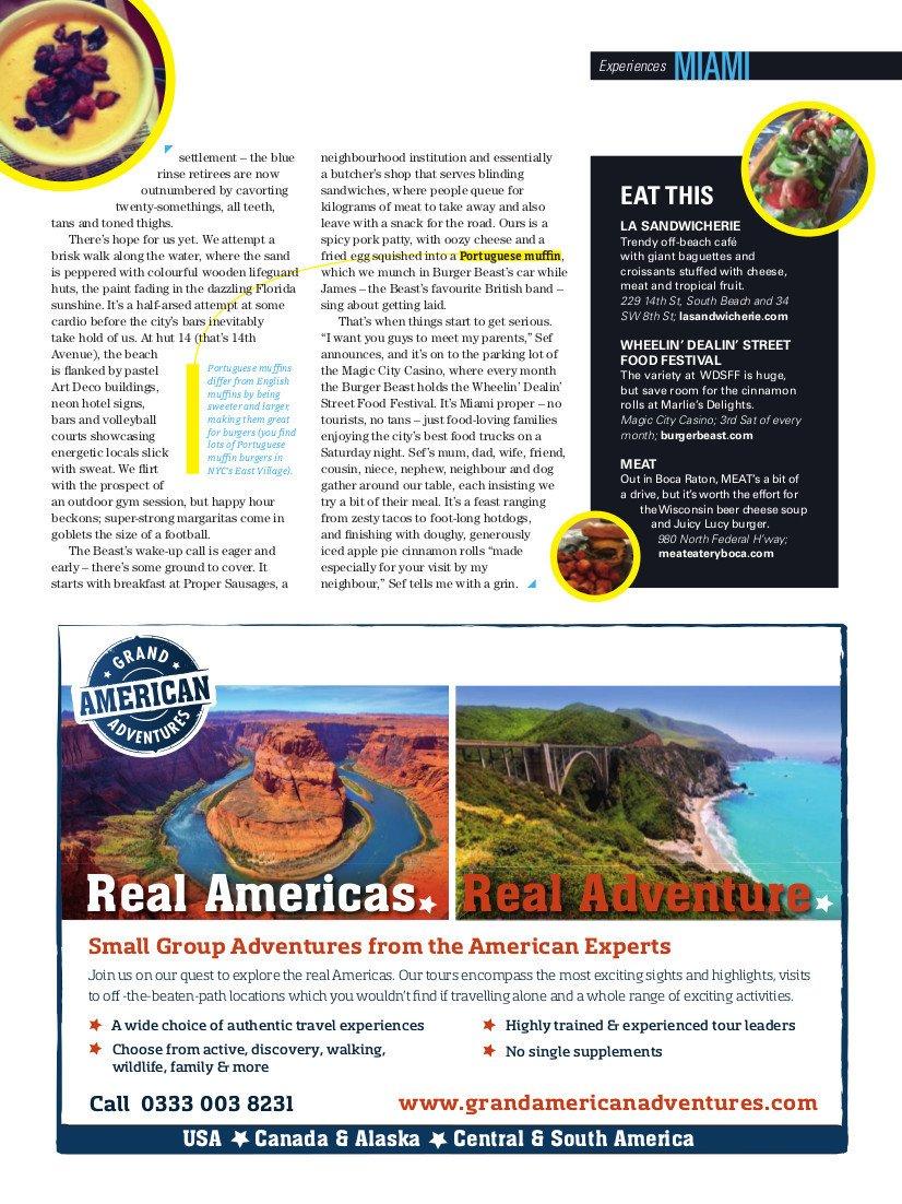 Burger Beast in Escapism Magazine