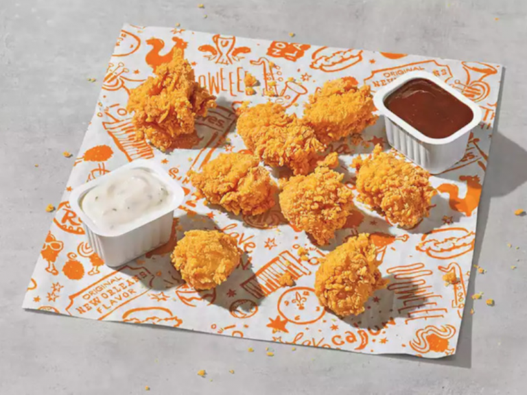 Popeyes Chicken Nuggets Launch Nationally in July