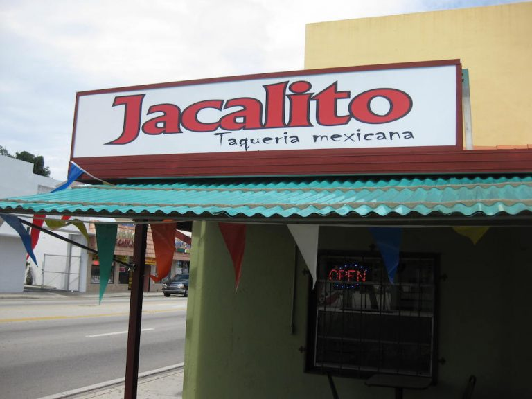 Jacalito Taqueria Mexicana is Always a Solid Choice
