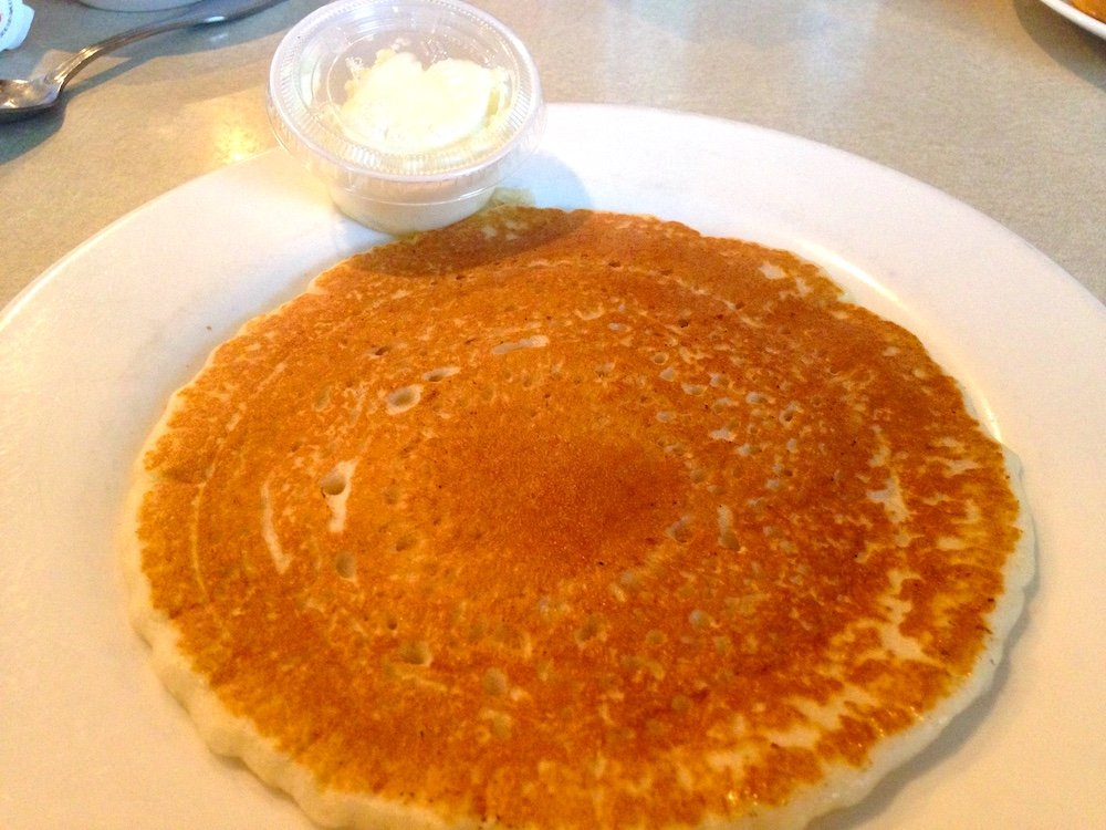 Pancake from Sunflower Cafe