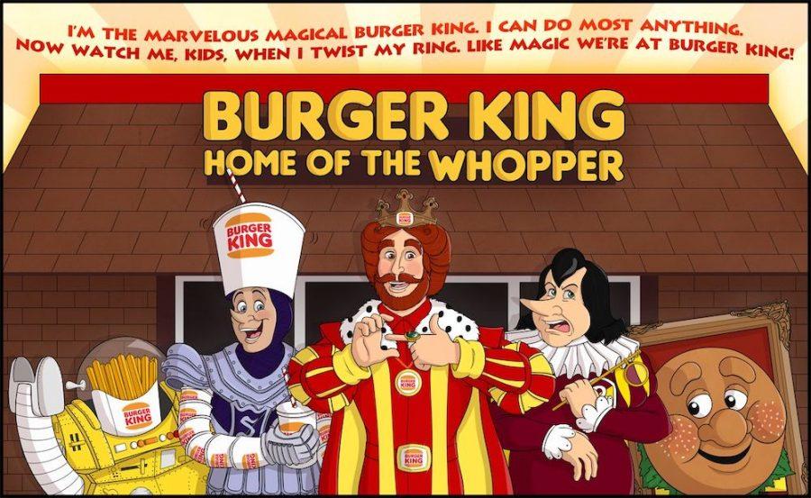 Burger King Kingdom