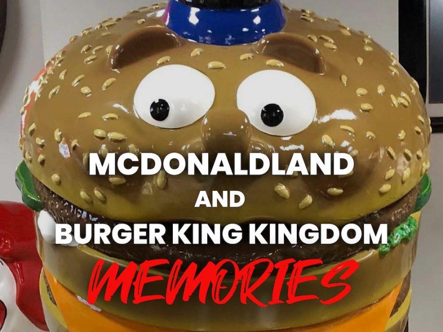 Burger Museum McDonald & Burger King Kingdom Memories