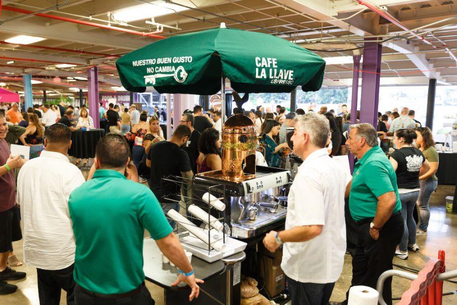 Cafe La Llave at Croqueta Palooza
