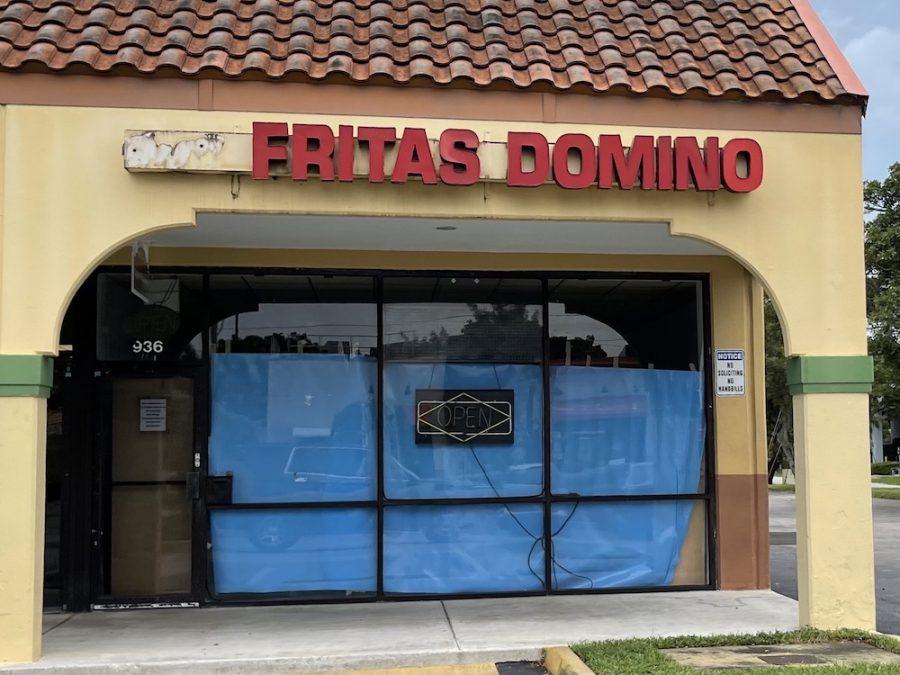 Fritas Domino Closed